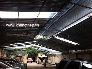 Mái nhà xưởng/ Thi công mái nhà xưởng
