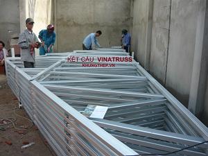 kết cấu Vinatruss