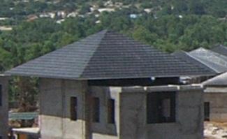 Mái nhà văn phòng